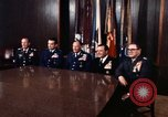 Image of General George S Brown Washington DC USA, 1974, second 21 stock footage video 65675042306