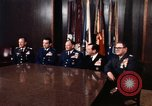 Image of General George S Brown Washington DC USA, 1974, second 22 stock footage video 65675042306