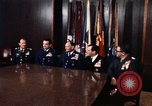 Image of General George S Brown Washington DC USA, 1974, second 23 stock footage video 65675042306
