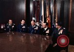 Image of General George S Brown Washington DC USA, 1974, second 24 stock footage video 65675042306