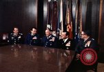 Image of General George S Brown Washington DC USA, 1974, second 25 stock footage video 65675042306
