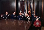 Image of General George S Brown Washington DC USA, 1974, second 26 stock footage video 65675042306
