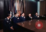 Image of General George S Brown Washington DC USA, 1974, second 28 stock footage video 65675042306