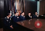 Image of General George S Brown Washington DC USA, 1974, second 29 stock footage video 65675042306