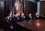 Image of General George S Brown Washington DC USA, 1974, second 32 stock footage video 65675042306