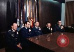 Image of General George S Brown Washington DC USA, 1974, second 34 stock footage video 65675042306
