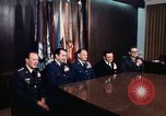 Image of General George S Brown Washington DC USA, 1974, second 35 stock footage video 65675042306