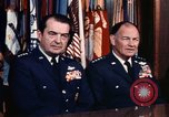 Image of General George S Brown Washington DC USA, 1974, second 41 stock footage video 65675042306