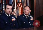 Image of General George S Brown Washington DC USA, 1974, second 42 stock footage video 65675042306