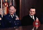 Image of General George S Brown Washington DC USA, 1974, second 44 stock footage video 65675042306