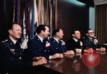 Image of General George S Brown Washington DC USA, 1974, second 54 stock footage video 65675042306