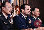 Image of General George S Brown Washington DC USA, 1974, second 60 stock footage video 65675042306