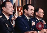 Image of General George S Brown Washington DC USA, 1974, second 62 stock footage video 65675042306