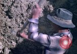 Image of pick axe Bolivia, 1966, second 31 stock footage video 65675042327
