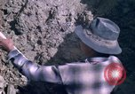 Image of pick axe Bolivia, 1966, second 32 stock footage video 65675042327