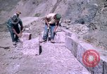 Image of pick axe Bolivia, 1966, second 33 stock footage video 65675042327