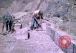 Image of pick axe Bolivia, 1966, second 34 stock footage video 65675042327