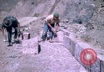 Image of pick axe Bolivia, 1966, second 35 stock footage video 65675042327