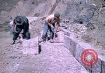 Image of pick axe Bolivia, 1966, second 36 stock footage video 65675042327
