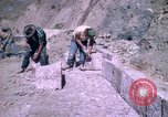 Image of pick axe Bolivia, 1966, second 37 stock footage video 65675042327
