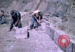 Image of pick axe Bolivia, 1966, second 38 stock footage video 65675042327