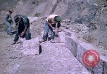 Image of pick axe Bolivia, 1966, second 39 stock footage video 65675042327