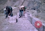 Image of pick axe Bolivia, 1966, second 41 stock footage video 65675042327
