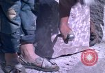 Image of pick axe Bolivia, 1966, second 45 stock footage video 65675042327
