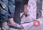 Image of pick axe Bolivia, 1966, second 46 stock footage video 65675042327