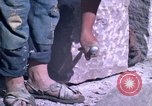 Image of pick axe Bolivia, 1966, second 47 stock footage video 65675042327
