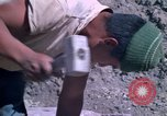 Image of pick axe Bolivia, 1966, second 48 stock footage video 65675042327