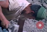 Image of pick axe Bolivia, 1966, second 49 stock footage video 65675042327