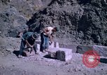 Image of pick axe Bolivia, 1966, second 54 stock footage video 65675042327