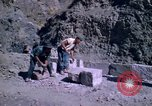 Image of pick axe Bolivia, 1966, second 55 stock footage video 65675042327