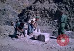 Image of pick axe Bolivia, 1966, second 56 stock footage video 65675042327