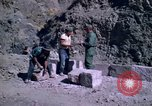 Image of pick axe Bolivia, 1966, second 58 stock footage video 65675042327