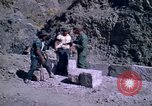 Image of pick axe Bolivia, 1966, second 60 stock footage video 65675042327