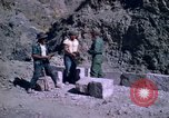 Image of pick axe Bolivia, 1966, second 62 stock footage video 65675042327