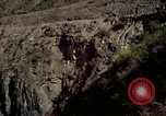 Image of construction of a road Bolivia, 1966, second 5 stock footage video 65675042328