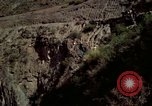 Image of construction of a road Bolivia, 1966, second 6 stock footage video 65675042328