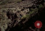 Image of construction of a road Bolivia, 1966, second 7 stock footage video 65675042328