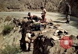 Image of construction of a road Bolivia, 1966, second 16 stock footage video 65675042328