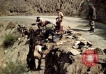 Image of construction of a road Bolivia, 1966, second 17 stock footage video 65675042328