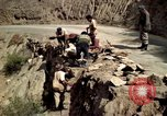 Image of construction of a road Bolivia, 1966, second 18 stock footage video 65675042328
