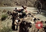 Image of construction of a road Bolivia, 1966, second 21 stock footage video 65675042328
