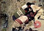 Image of construction of a road Bolivia, 1966, second 30 stock footage video 65675042328