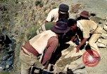 Image of construction of a road Bolivia, 1966, second 37 stock footage video 65675042328