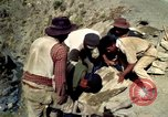 Image of construction of a road Bolivia, 1966, second 38 stock footage video 65675042328