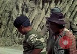Image of construction of a road Bolivia, 1966, second 44 stock footage video 65675042328