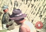 Image of construction of a road Bolivia, 1966, second 47 stock footage video 65675042328